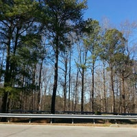 Photo taken at Dinwiddie Safety Rest Area South by Stephanie V. on 1/4/2013