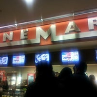 Photo taken at Cinemark by Marina S. on 9/30/2012