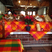 Photo taken at Cabaña Los Pinos by Montse T. on 12/21/2013
