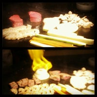 Photo taken at Yamato Japanese Restaurant by Tracey R. on 7/25/2013