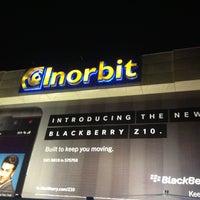 Photo taken at Inorbit Mall by Gaurang D. on 4/16/2013