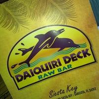 Photo taken at Daiquiri Deck Raw Bar by Carl B. on 1/6/2013