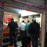 Photo taken at Hamburguesas Al Carbon by ClissiTo D. on 5/15/2013