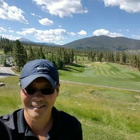 Photo taken at The River Course At Keystone by Ari G. on 8/4/2015