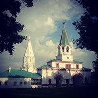 6/25/2013 tarihinde Екатерина У.ziyaretçi tarafından Kolomenskoje'de çekilen fotoğraf