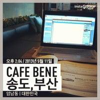 Photo taken at Caffé bene by Toni S. on 5/11/2013