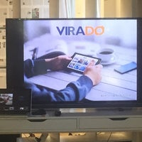 Das Foto wurde bei Virado - we connect insurance von Martin M. am 6/23/2016 aufgenommen