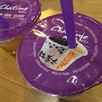 Photo taken at Chatime by Erica S. on 10/18/2014