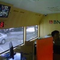 Photo taken at BNI Syariah by Erwin H. on 9/26/2012