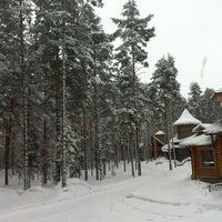 Photo taken at R.C. Ozernaya by Maria on 3/1/2013