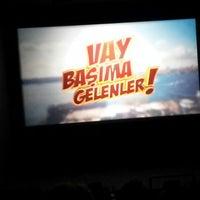 10/18/2013 tarihinde Emre K.ziyaretçi tarafından Cinemaximum'de çekilen fotoğraf