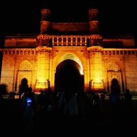 Photo taken at Gateway of India by Pravin S. on 5/18/2013