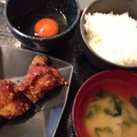 4/7/2013에 moba님이 卵かけ御飯専門店 美味卯에서 찍은 사진