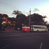 Photo taken at Aquarius Backpackers Hostel by Tania M. on 6/4/2013