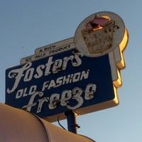 Photo taken at Fosters Freeze by Ahmad on 2/17/2013