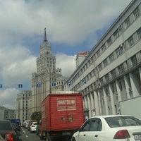 Photo taken at Трансстрой by Denis D. on 7/18/2014