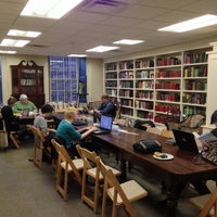 Photo taken at Providence Athenaeum by RK B. on 11/10/2012