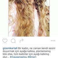 Photo taken at Atatürk üniversitesi BAUM by Gizem K. on 3/8/2016