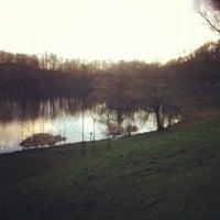Photo prise au Parc de Woluwe par Thomas M le1/1/2013