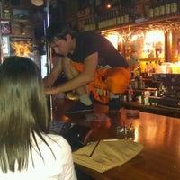 Снимок сделан в Амбар / Amsterdam Bar (Ambar) пользователем Ksusha Z. 10/22/2012