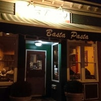 Photo taken at Basta Pasta by Jason T on 1/26/2014