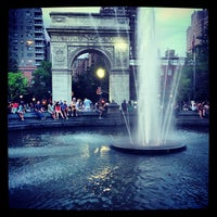 Foto scattata a Washington Square Park da Clint A. il 6/3/2013