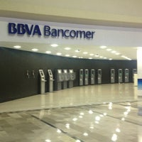 Photo taken at BBVA Bancomer by Oniell H. on 3/29/2013