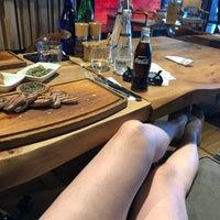 8/4/2018 tarihinde Blackcat 🐾🐈ziyaretçi tarafından Bonfilet Steak House & Kasap'de çekilen fotoğraf