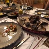 8/23/2018 tarihinde Blackcat 🐾🐈ziyaretçi tarafından The Butcher Shop & Etçii Steakhouse'de çekilen fotoğraf