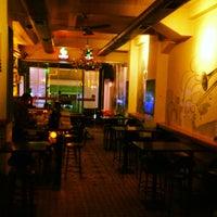 Photo taken at Mono Bar by Mono T. on 2/28/2013