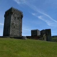 Photo taken at Castelo de Montalegre by Ricardo L. on 6/19/2016