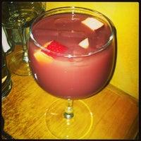 Photo taken at Tasca Spanish Tapas Restaurant & Bar by Yvonne L. on 1/29/2013