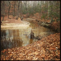 Photo taken at Pocahontas State Park by Nicole M. on 12/31/2012