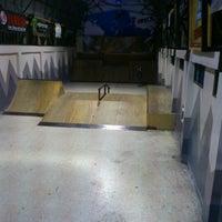 Photo taken at Arenas Skate Park Cartago by Alejandro C. on 9/18/2012