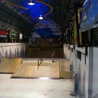 Photo taken at Arenas Skate Park Cartago by Alejandro C. on 10/24/2012