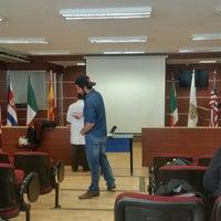 Photo taken at Sala de Juicios Orales   UVM by Javier M. on 12/6/2016