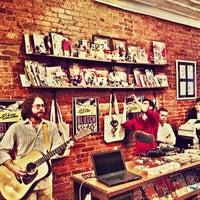 Photo taken at Bergen Street Comics by Joey P. on 5/3/2013