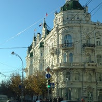 Photo taken at Пассажъ by D.Г. on 11/22/2012