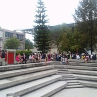 Photo taken at Universidad Iberoamericana Puebla by Héctor on 7/17/2013