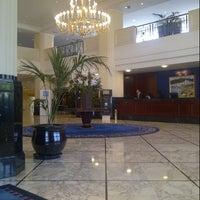 Photo taken at Gran Hotel Princesa Sofía by Nancy C. on 4/17/2013