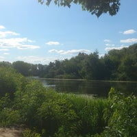Photo taken at Олешківський яхт-клуб by Лена С. on 6/29/2014
