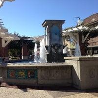 Photo taken at Winter Garden Village Fountain by Jennifer P. on 10/26/2013