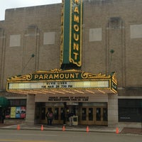 Photo taken at Paramount Arts Center by Marr B. on 3/26/2013