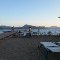 Photo taken at marmaris resort hotel sahil by Arda D. on 9/2/2014
