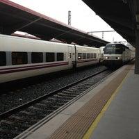 Foto tirada no(a) Estación de Ourense - Empalme | ADIF por regueiro j. em 11/3/2012