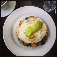 Photo taken at Blu Jam Café by Gary C. on 5/21/2013