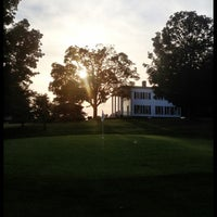 Photo taken at Amherst Golf Club by Jesse M. on 9/14/2012