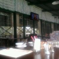 """Снимок сделан в Ресторан """"Первомай"""" пользователем Eugene F. 9/17/2012"""