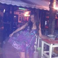 Photo taken at Cafe' De Beach by supawadee m. on 6/5/2012