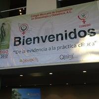 Photo taken at Colegio Mexicano de Especialistas en Ginecología y Obstetricia A. C. by Rok A. on 6/27/2012